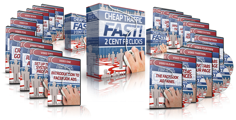 2-Cent Facebook Clicks- How To Drive Traffic With Facebook Ads