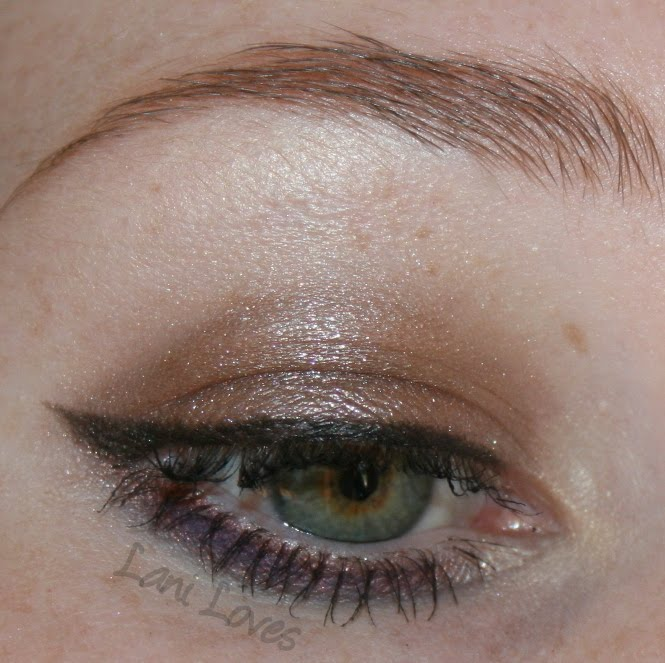 Kleancolor Smokin' Gel Eyeliner - Smoky Black