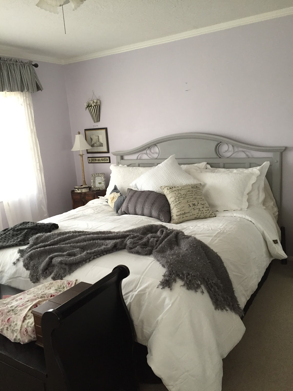 Master Bedroom Makeover Annie Sloan Chalk Paint Dresser