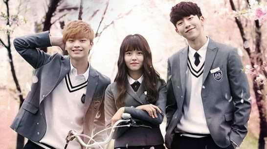 Drama Korea Who Are You: School 2015 Subtitle Indonesia