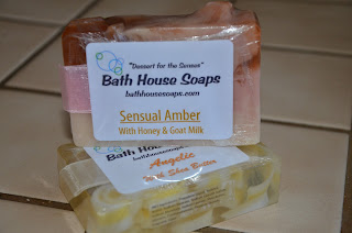 Bath House Soaps giveaway