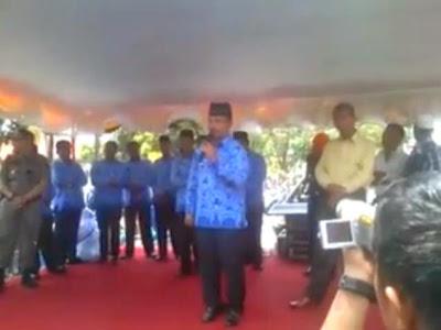 Video Wali Kota Memaki Gubernur Heboh di Youtube