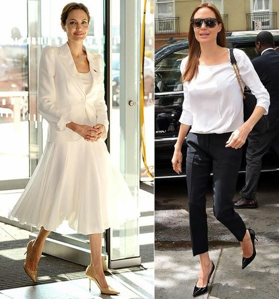 Las reglas del estilo según Angelina Jolie @Blocdemoda