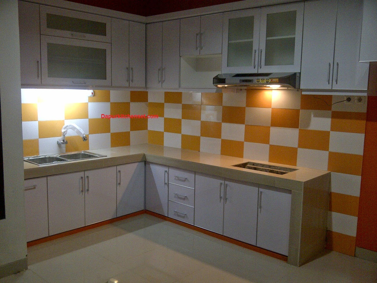 Jasa Kitchen Set Murah