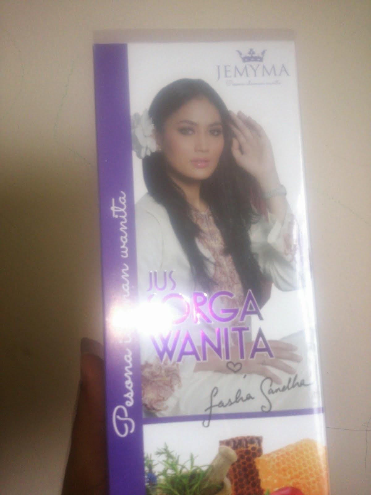 Saya jual Jus Sorga wanita by Fasha Sandha