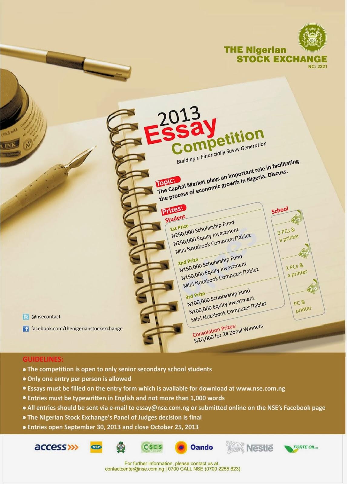 stock echange essay