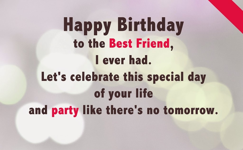 Greeting Birthday Wishes For A Special Friend This Blog About Happy Birthday Friend Wishes Sms
