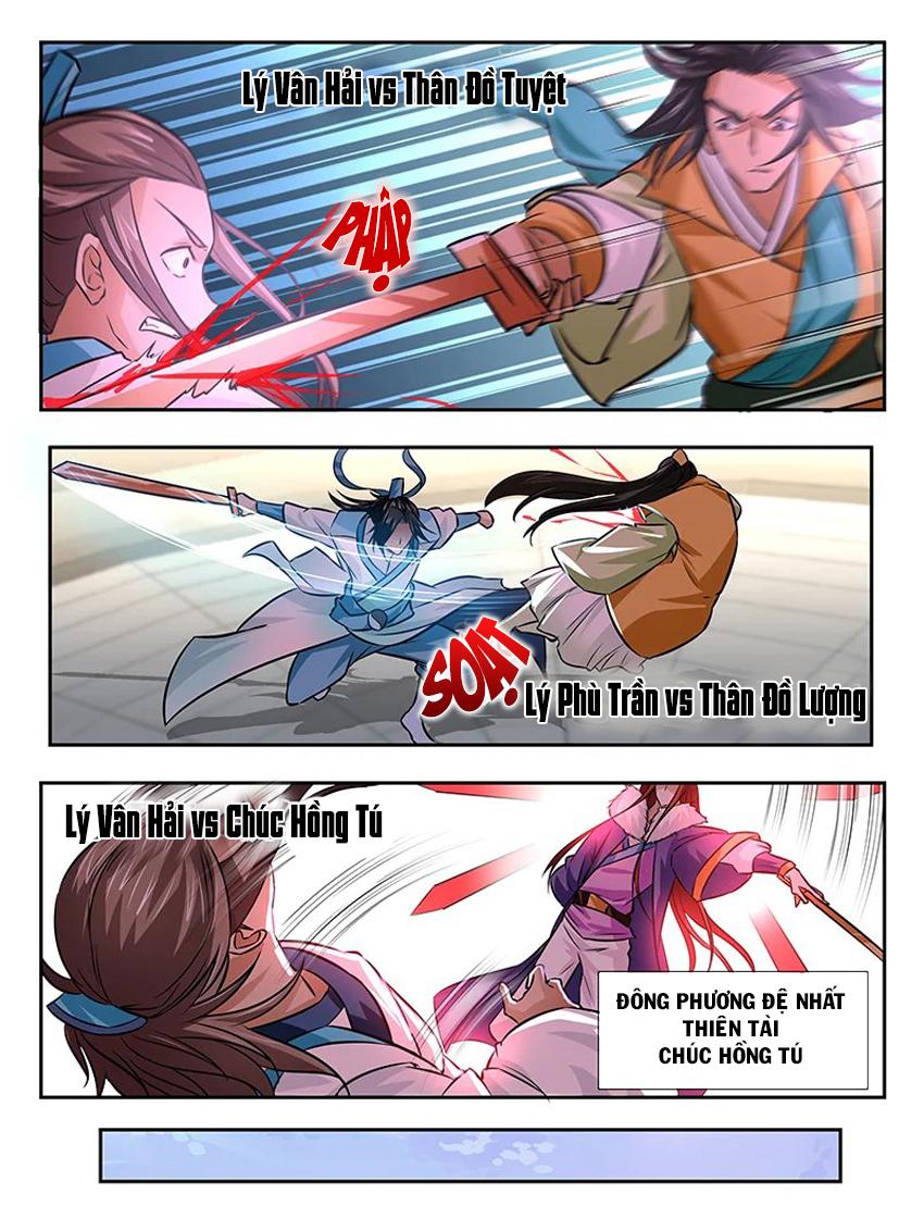 Vĩnh Hằng Chí Tôn - Chapter 13 - Pic 11