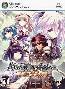 Agarest Generations of War Zero Full Repack