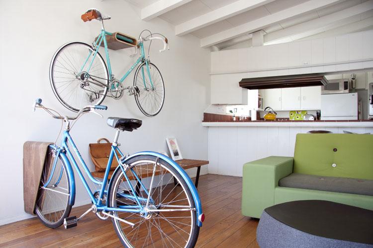 Стильные вешалки для хранения вашего велосипеда time2cycle -.