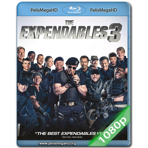 LOS INDESTRUCTIBLES 3 (2014) 1080P HD MKV ESPAÑOL LATINO
