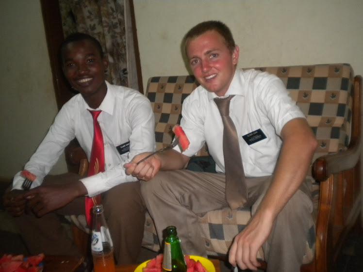 Elder David & Elder Lehr