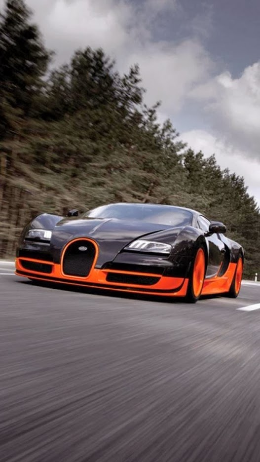 Car Bugatti Veyron Super Sport Wallpaper For Android
