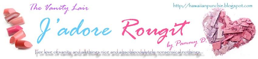 J'adore Rougit - My Vanity Lair
