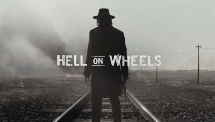 Hell on Wheels - Renewed for Fifth and Final Season