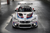 BMW M6 GT3 2016 Front