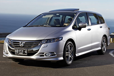 2013 Honda Odyssey Release Date
