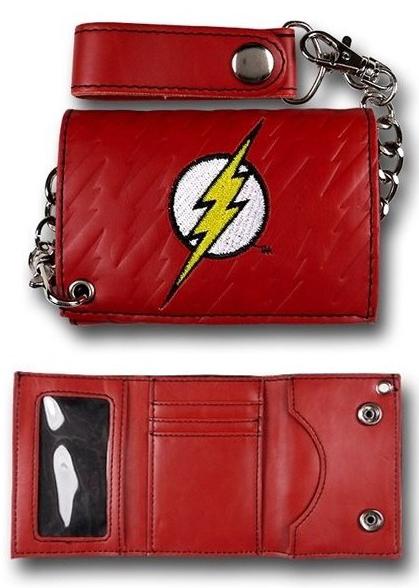 Cartera de The Flash