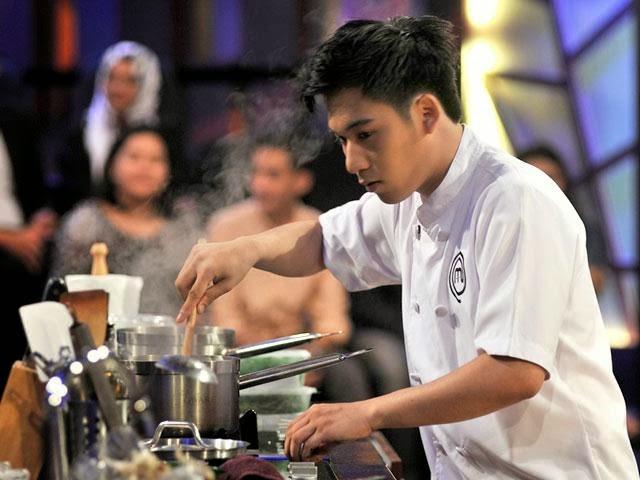 Zamir Tewaskan Celina, Dinobatkan Juara Masterchef Malaysia All Stars
