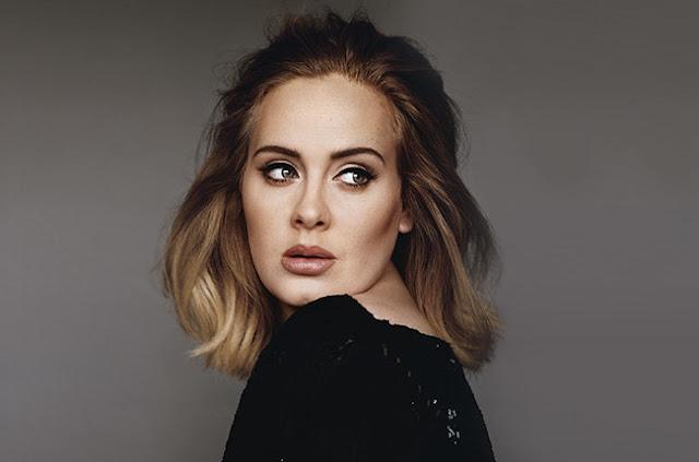 """""""25"""" de Adele vendió 3.38 millones de copias en su primera semana en USA."""