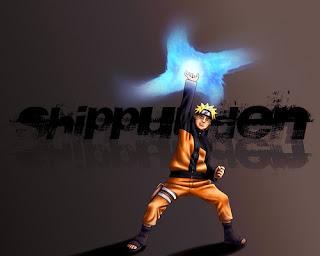 Naruto poder en mano