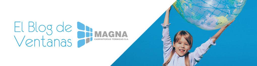 El blog de ventanas Magna