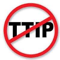 Campaña contra el Tratado Transatlántico de Comercio e Inversiones