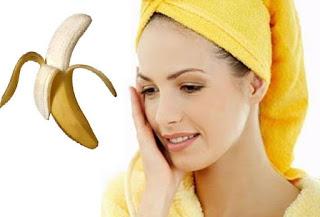 manfaat pisang untuk wajah