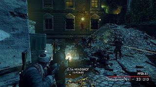 Sniper Elite Nazi Zombie Army free game