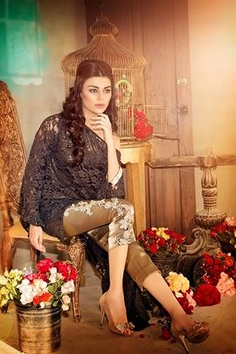Ayesha Somaya Eid Colletion 2014