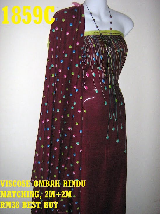 VM 1859C: VISCOSE MATCHING OMBAK RINDU, 2M+ 2M