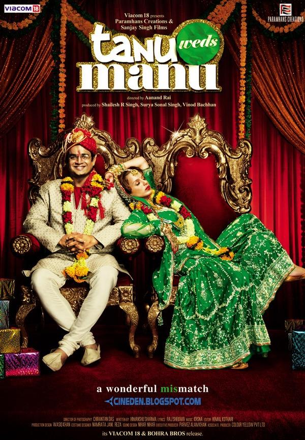Tanu weds Manu (2011) - Hindi Movie Review - CineDen