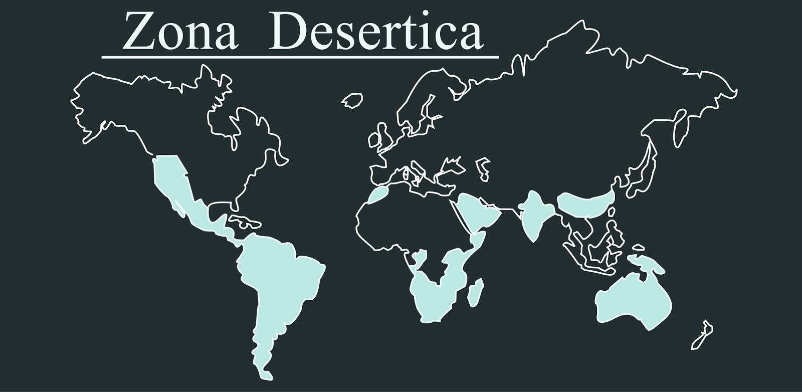 cartel zona desertica