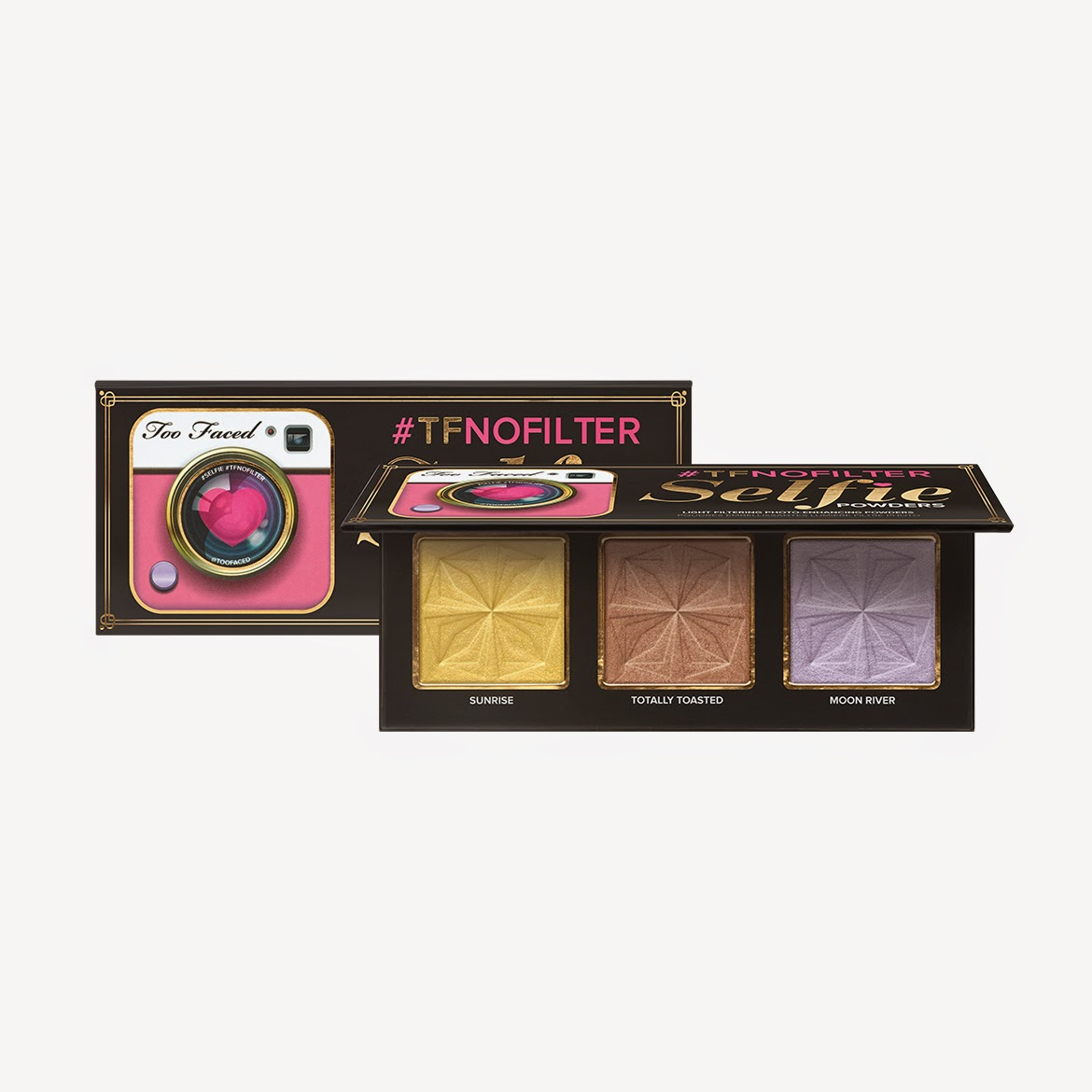 Too Faced: Selfie Powders