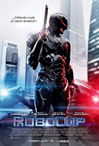 Robocop (BRRip HD Español Latino) (2014)