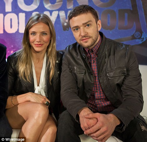 Diaz relationship justin cameron timberlake with Who is