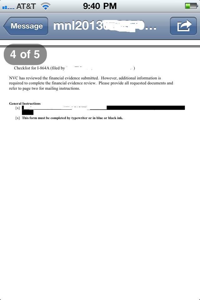 My Familys Immigration Journey Affidavit Of Support Checklist