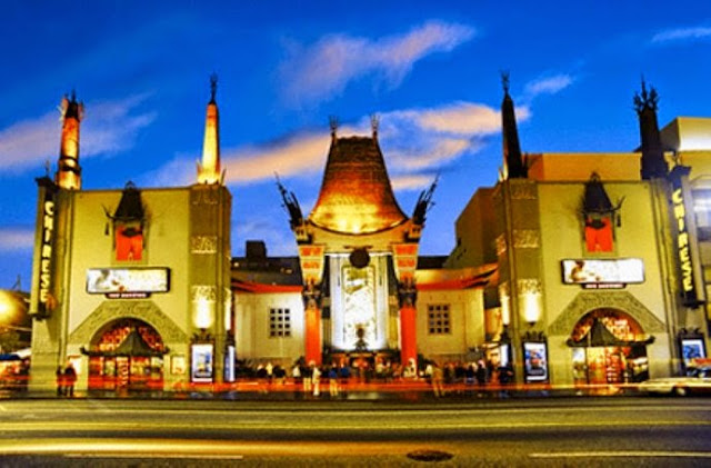 Grauman's Chinese Theater, Hollywood (Los Angeles), CA, USA