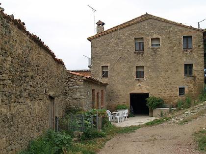 La casa de la Vall Jussana