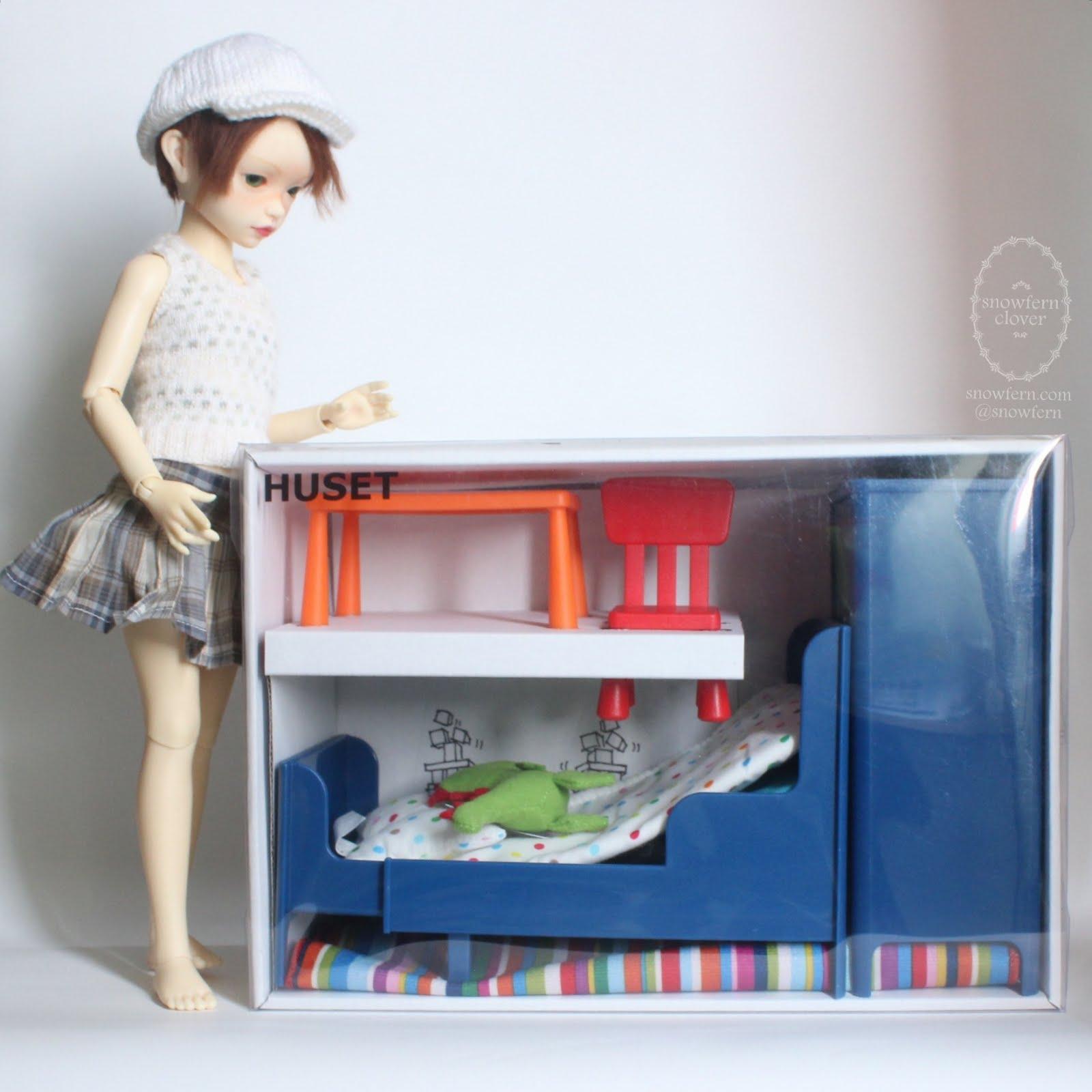 ikea miniature furniture. Miniature IKEA HUSET Bedroom Set Review! Ikea Furniture D