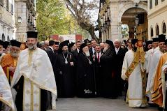 Ο Οικουμενικός Πατριάρχης στην Κέρκυρα