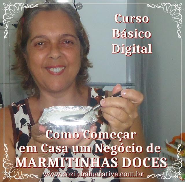Curso Digital MARMITINHAS DOCES - Clique na Imagem para Adquirir