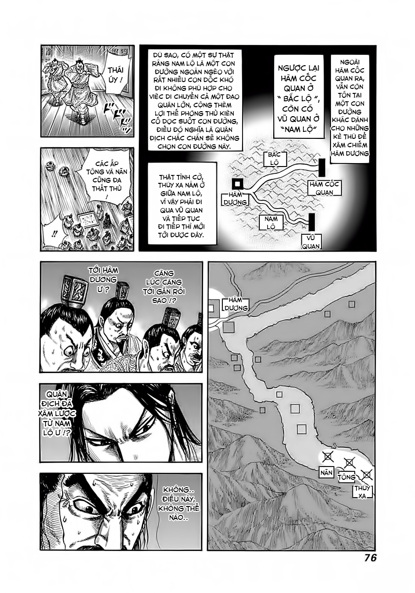 Kingdom – Vương Giả Thiên Hạ (Tổng Hợp) chap 320 page 18 - IZTruyenTranh.com