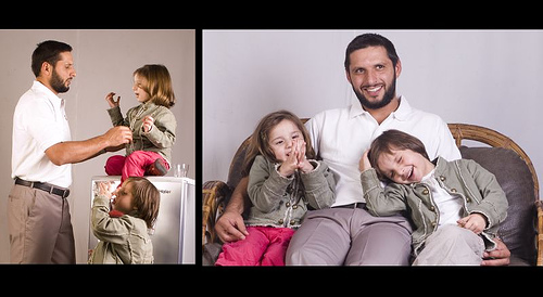 Shahid Afridi Pics With Wife Shahid Afridi Wife And Kids