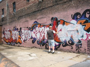 Graffiti Writer