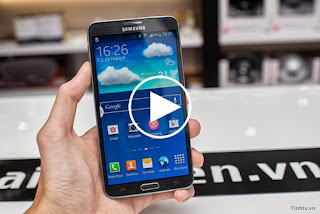 Video Unboxing Galaxy Note 3 genuine, price $ 840