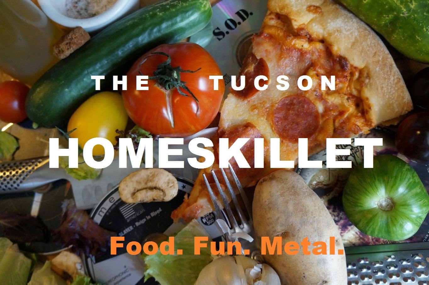 The Tucson Homeskillet