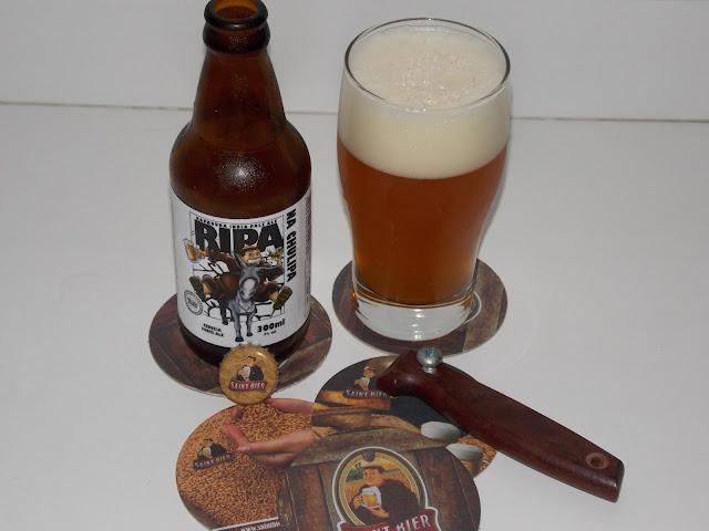 Cerveja Saint Bier RIPA Na Chulipa