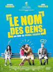 Le Nom des Gens, Poster