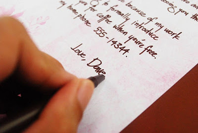 effective love letter